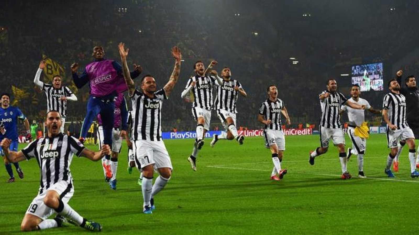 Morata impulsa el pase del Juventus a semifinales