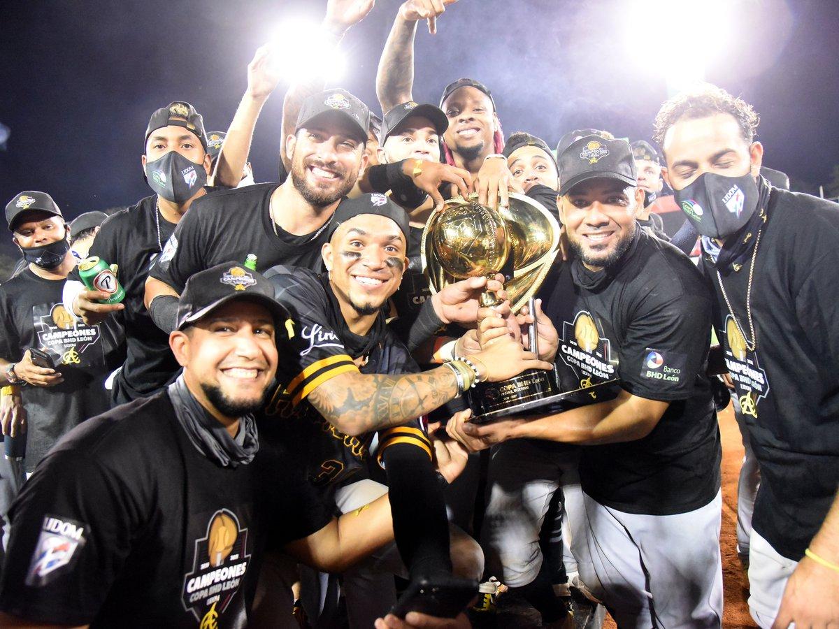 Las Águilas dominicanas van a la Serie del Caribe afectadas por la covid-19