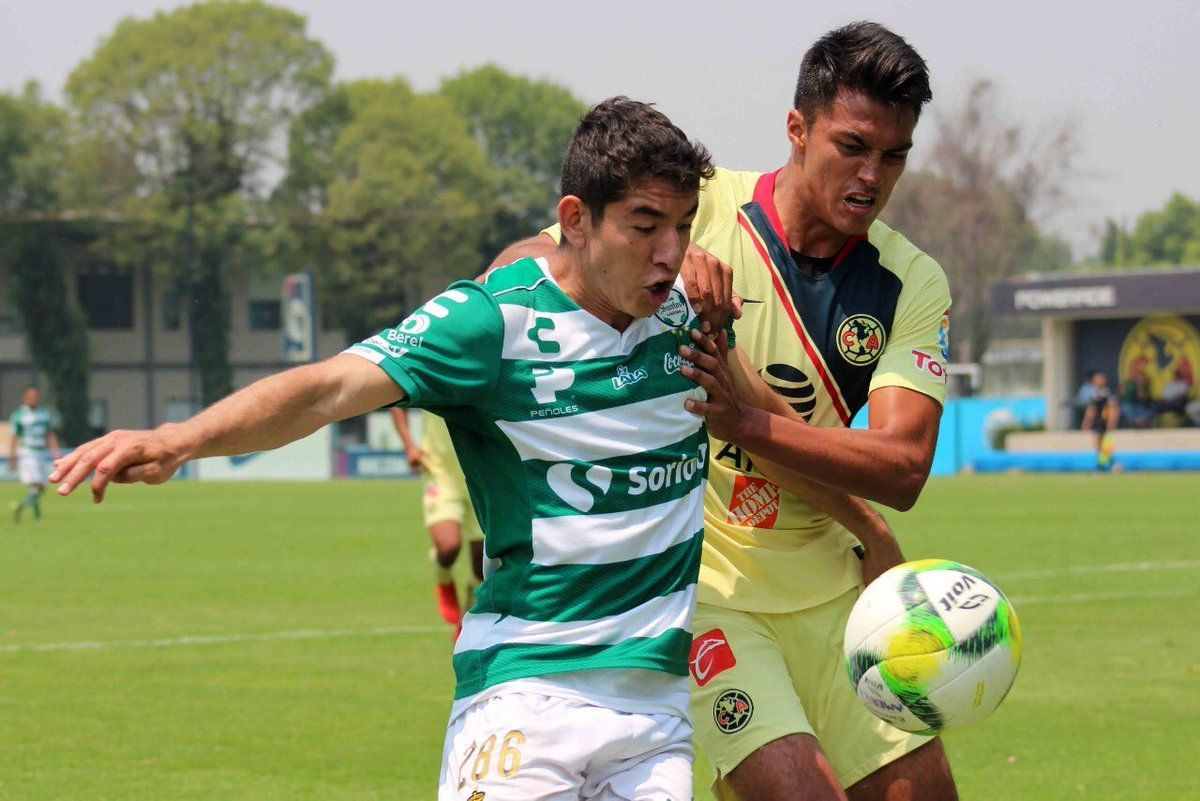Ocejo nuevo jugador de Santos
