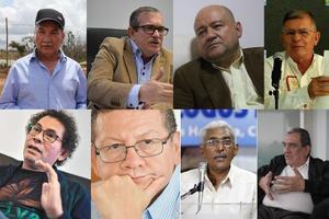 Justicia de Paz acusa a exjefes de FARC por secuestro y crímenes de guerra