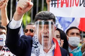Jueza ordena prisión preventiva para el jefe opositor paraguayo Efraín Alegre