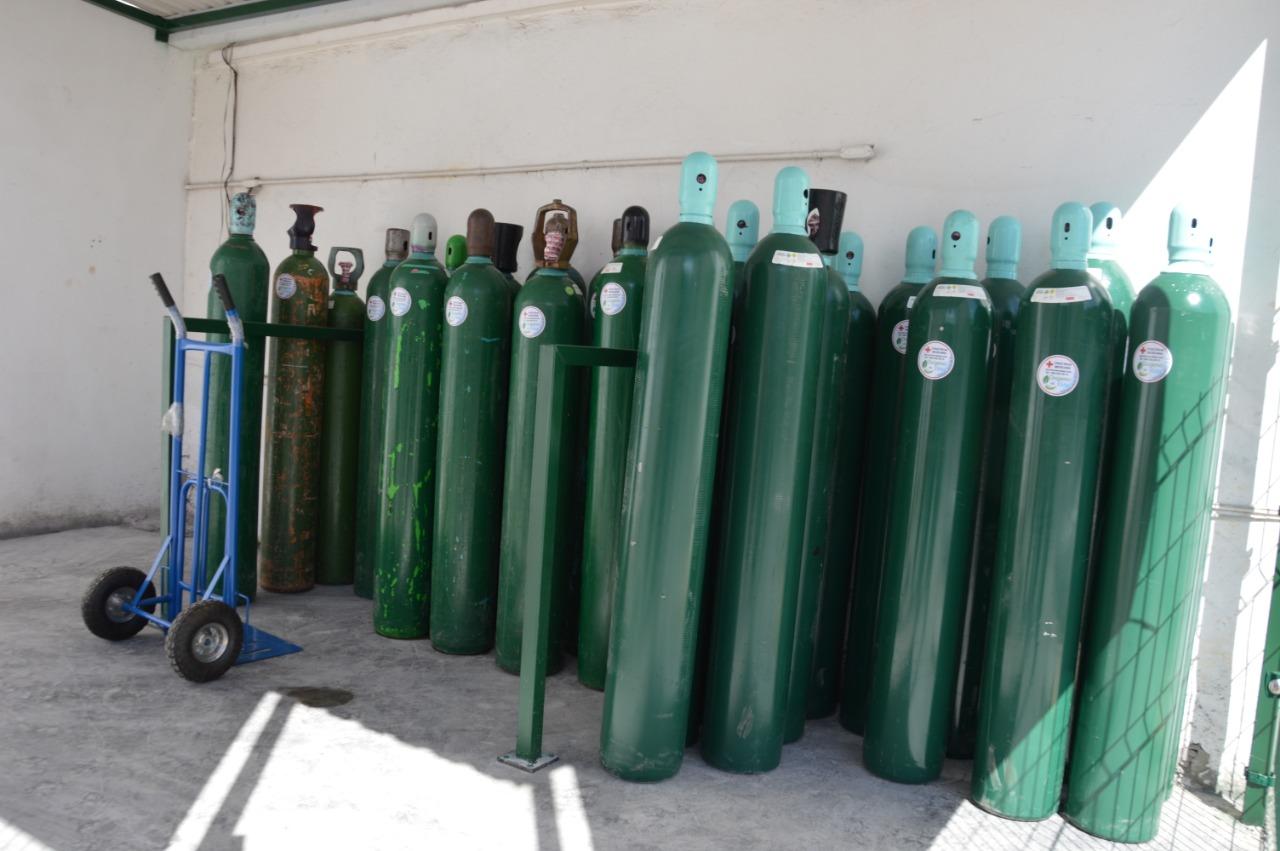 Aumenta demanda de oxígeno a un 700% en la Región Centro