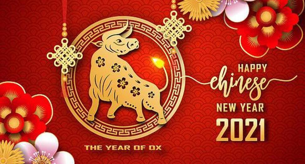 ¿Cuándo se celebrará el Año Nuevo Chino en 2021?
