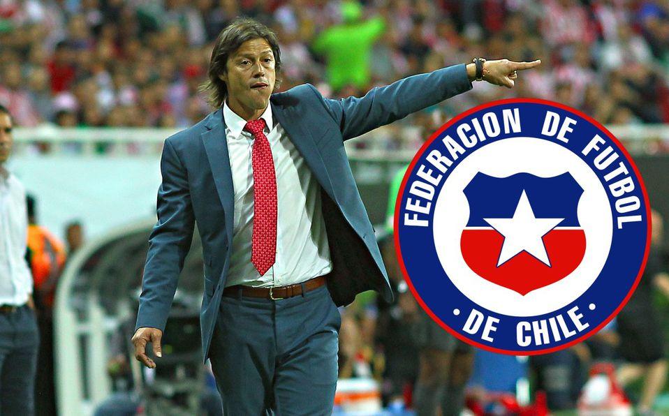 Matías Almeyda sería nuevo técnico de la Selección de Chile, afirman