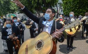 Tras serenata, fallece enfermera internada por Covid en Yucatán