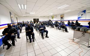 Imparten cursos a policías sobre la equidad de género