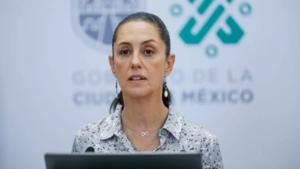 Claudia Sheinbaum: Suárez del Real está bien