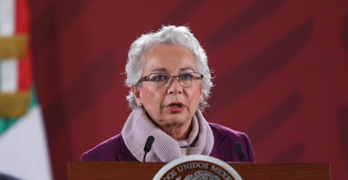 Olga Sánchez: 'Búsqueda de desaparecidos, prioridad número uno para Estado'