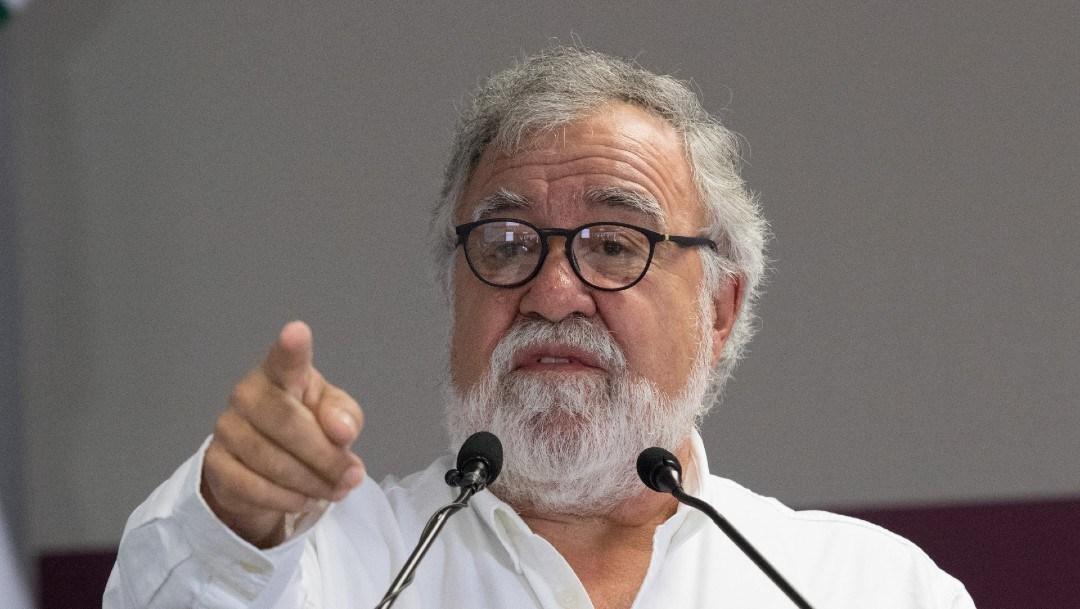 Alejandro Encinas: Pide parlamento abierto para discutir Ley Orgánica de la FGR