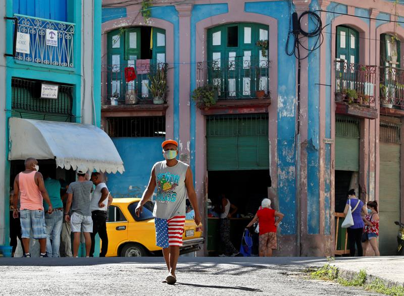 Cuba confirma 659 positivos de COVID-19 y mantiene tendencia al alza