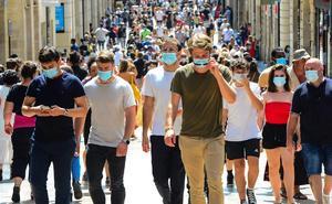 Francia supera los 75,000 muertos por COVID, con 22,858 contagios en un día