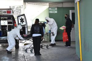 Baja la hospitalización con el apoyo de las unidades Covid
