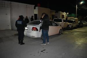 "Hace ""chuza"" en Los Bosques en Monclova"