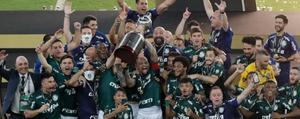 Palmeiras campeón de Copa Libertadores
