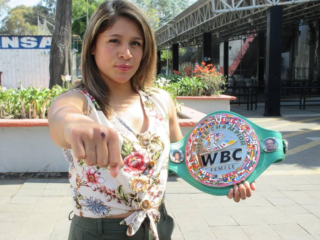 Erika Cruz: Con la mira en el supergallo