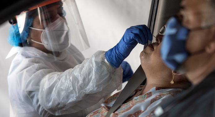 Cierra enero con 39 decesosy 441 contagios por Covid-19