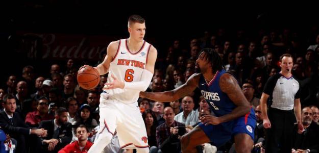 Clippers inspirado gana a Knicks