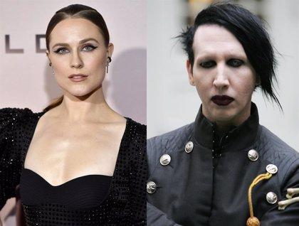 Evan Rachel Wood acusa a Marilyn Manson de acoso sexual