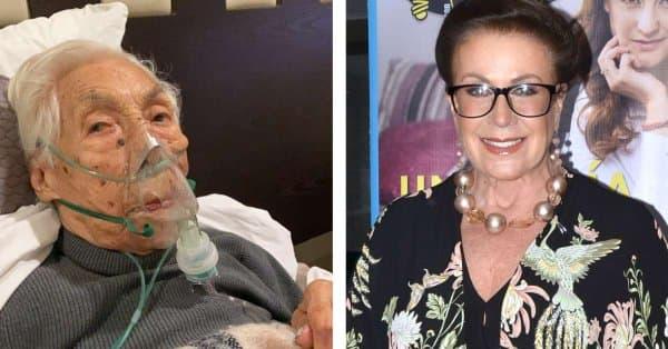 'Nunca la maltraté', asegura enfermera de la abuela de Laura Zapata