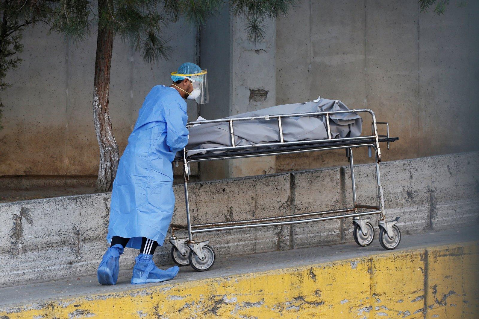 México registra 159 mil 100 muertes por COVID-19