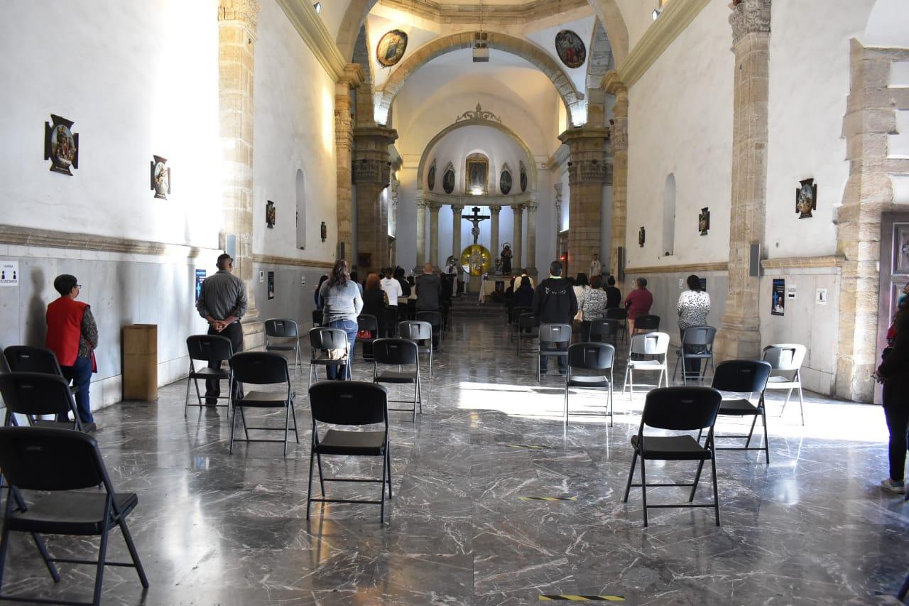 Dan de alta a sacerdotes contagiados de COVID-19