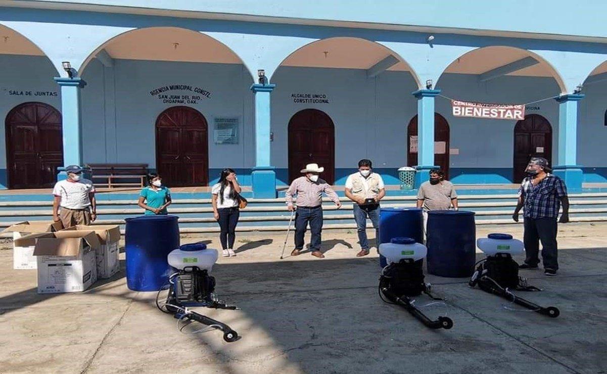 Covid deja 11 muertos y más de 400 contagios en comunidad de Oaxaca