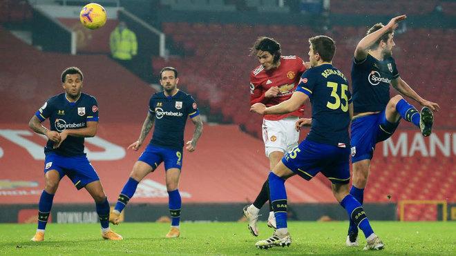 El United le hace nueve a un Southampton con nueve