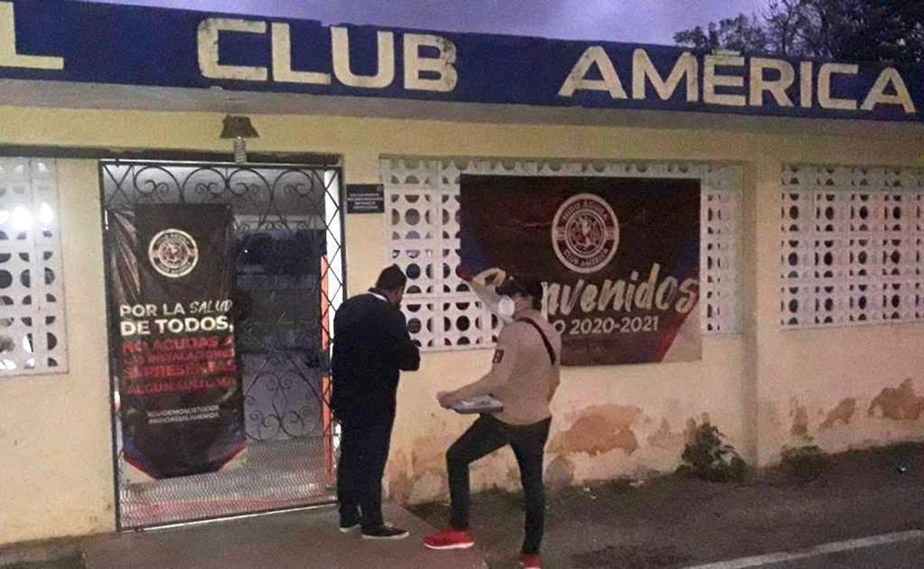 Clausuran canchas deportivas en Yucatán por COVID-19