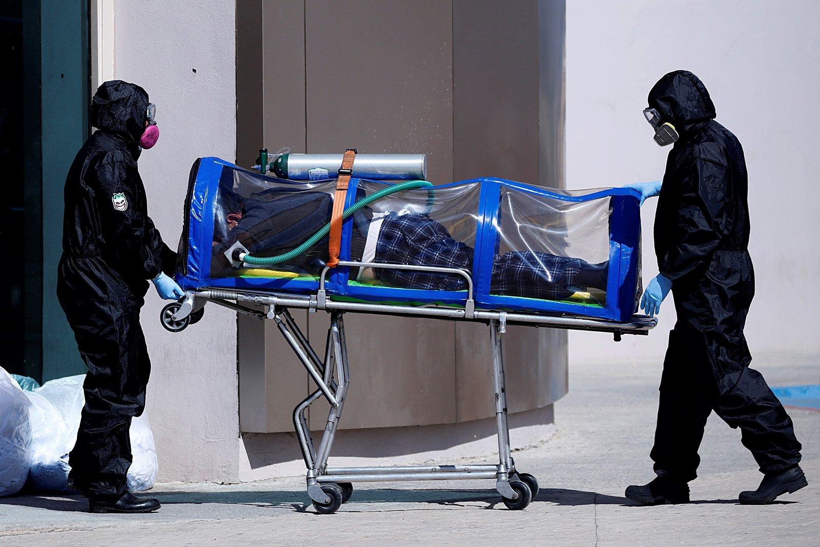 México suma 159 mil 533 muertes por COVID-19