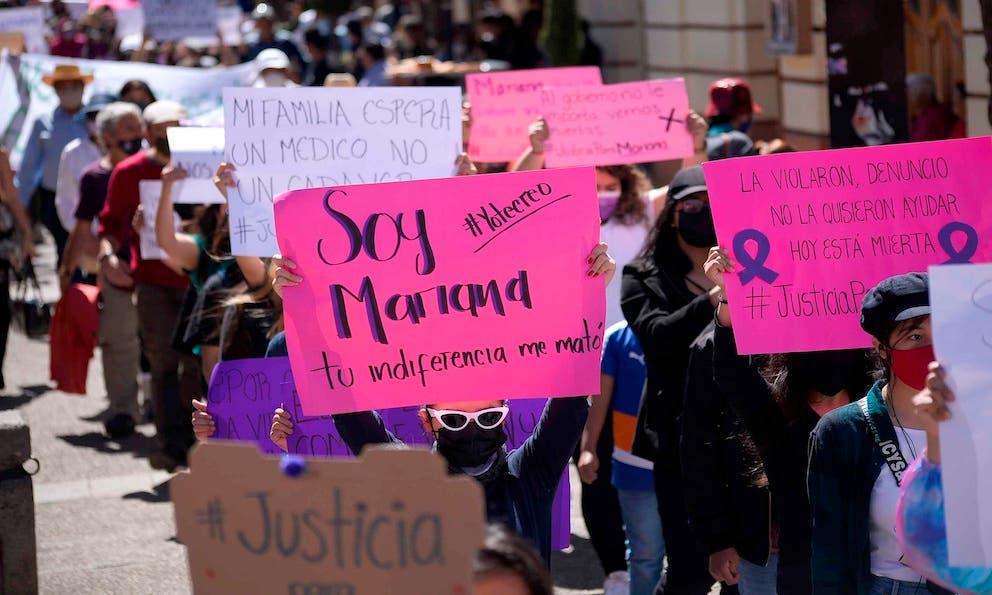Conmoción y desconsuelo por el feminicidio de una médica en sureste de México
