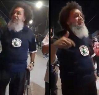Político de Aguascalientes cierra precampaña con baile masivo
