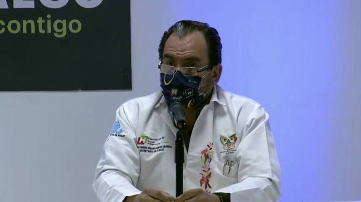 Corren a director de hospital por no respetar proceso de vacunación