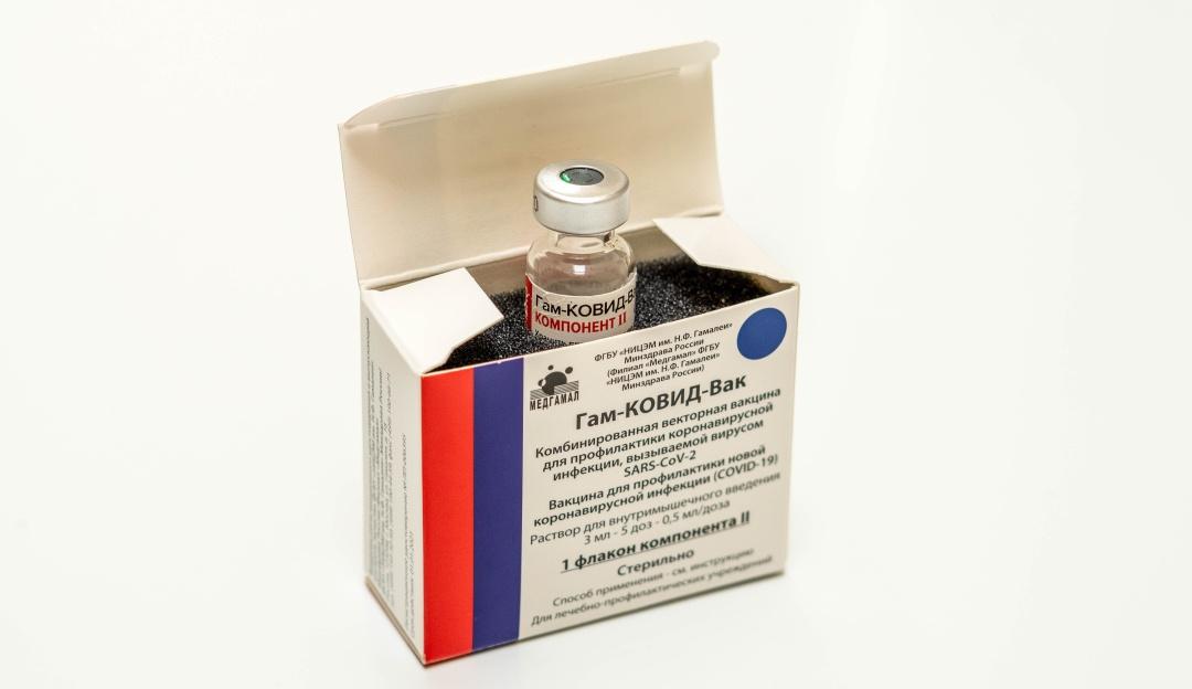 Cofepris autoriza uso de vacuna Sputnik V