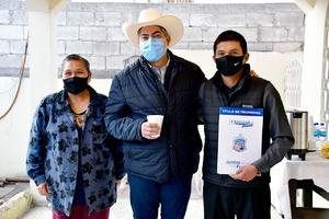 Realizan autoridades entrega de escrituración a bajo costo en Monclova