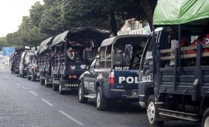Golpe de estado realizan un golpe deestado en Birmania
