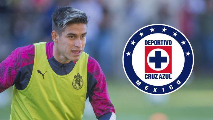 Cruz Azul: Completo, con la llegada de Alexis Peña