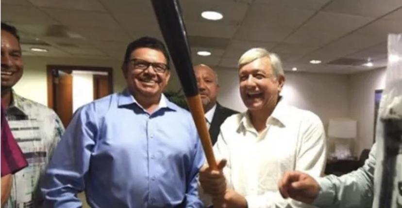 Fernando Valenzuela desea pronta recuperación a AMLO