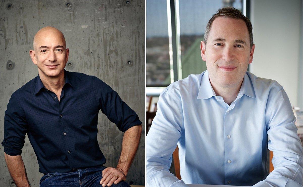 Andy Jassy, el ejecutivo que reemplazará a Jeff Bezos en Amazon