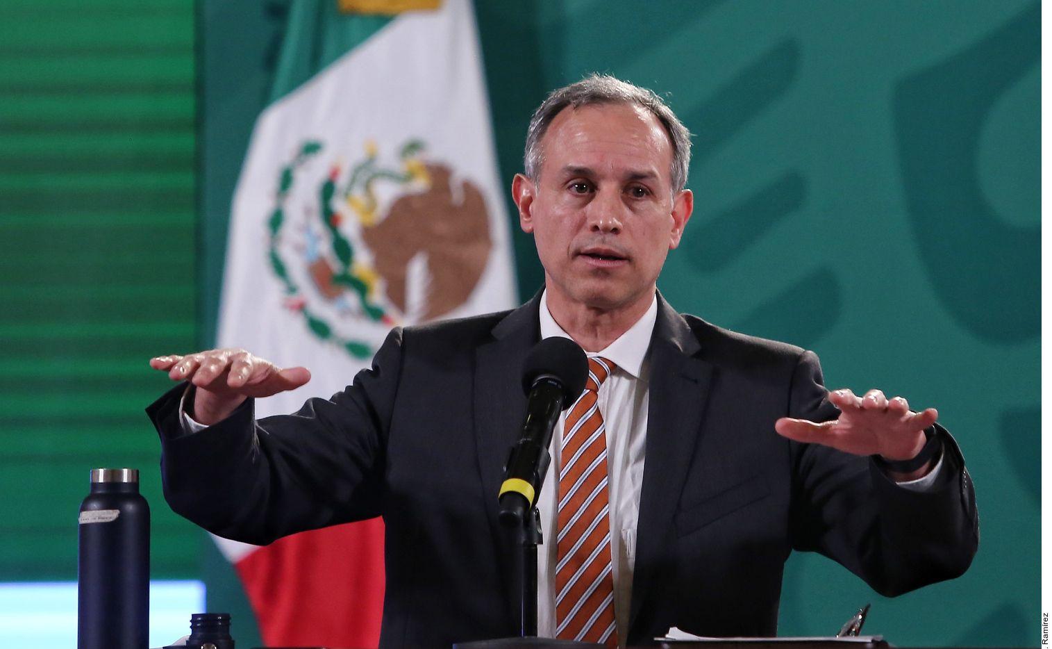 López-Gatell: México envió ya contrato firmado para compra de vacuna rusa