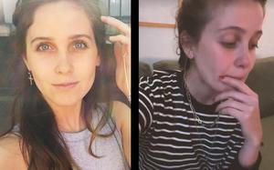 Natasha Dupeyrón revela que fue víctima de abuso sexual
