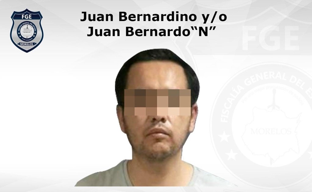 Detienen en Aguascalientes a presunto homicida de joven en Morelos