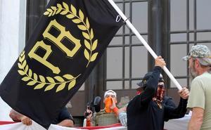 Canadá declara terrorista a Proud Boys, grupo que entró al Capitolio