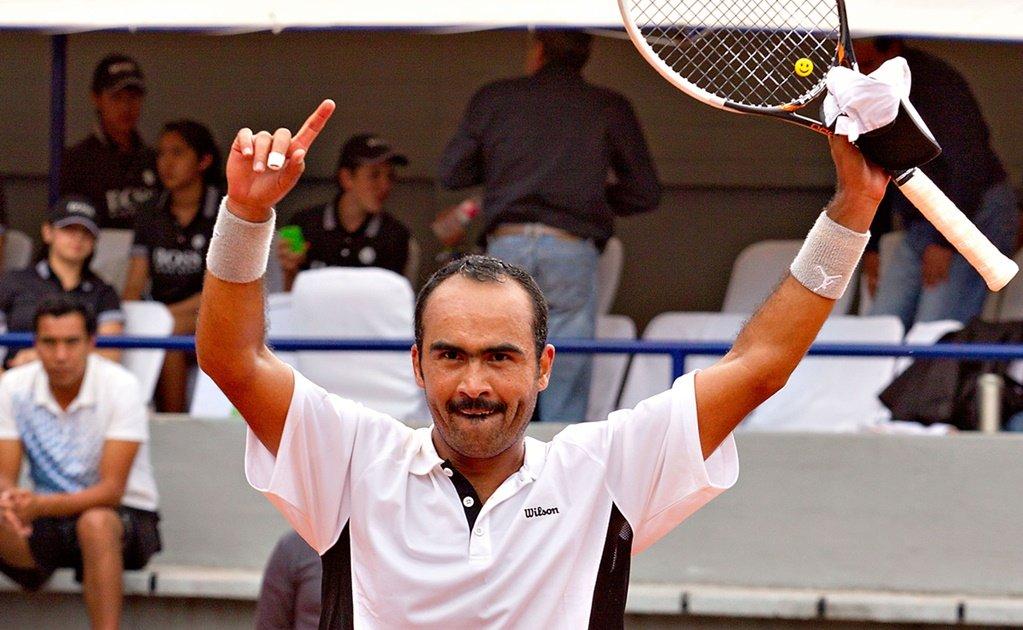 Miguel Gallardo, capitán del equipo mexicano en Copa Davis