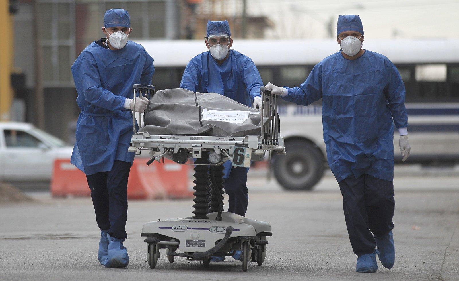 México llega a las 161 mil 240 muertes por COVID-19