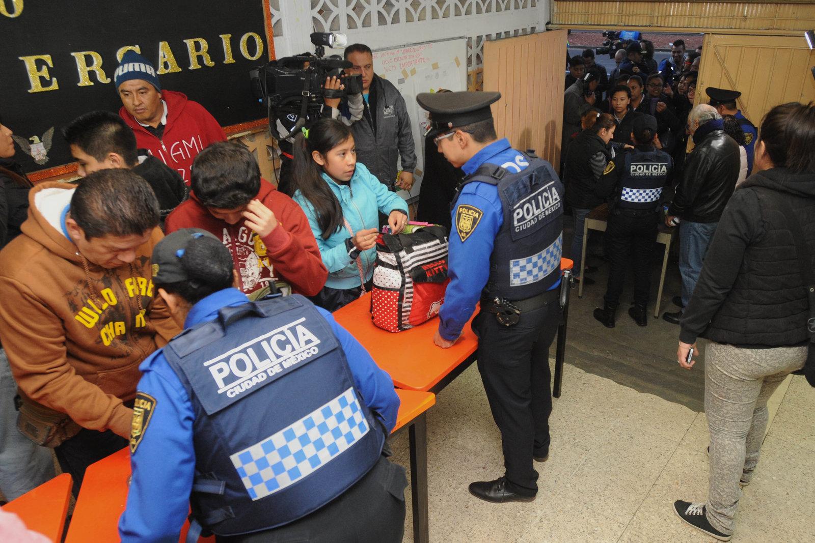SCJN declara inconstitucional el Programa Mochila Segura