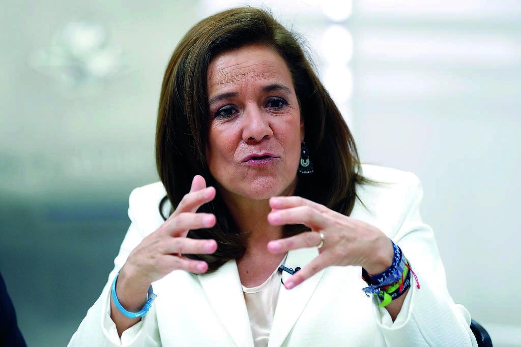 Margarita Zavala va por diputación federal con el PAN