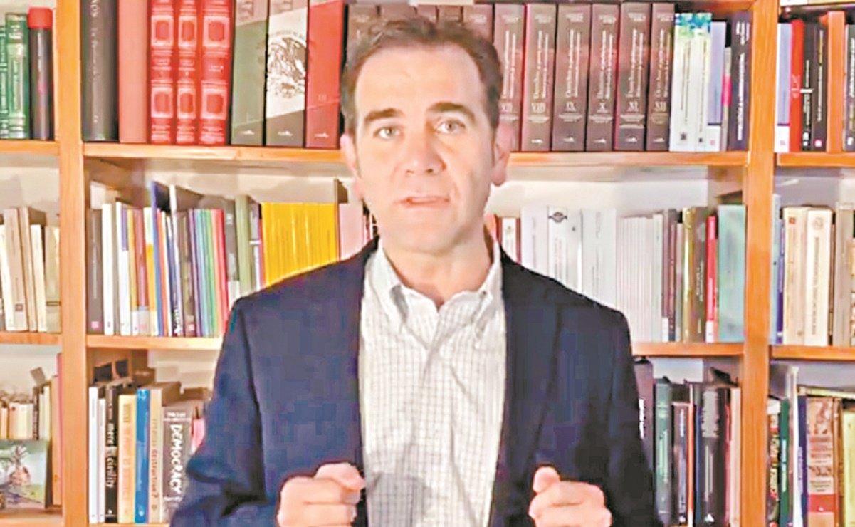 'Inoportuno, modificar fecha de elecciones', advierte Lorenzo Córdova