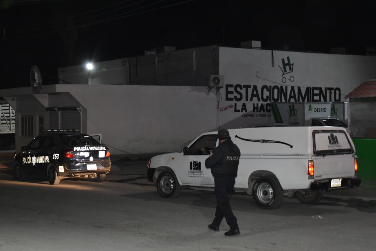 Encuentran sin vida a velador de frutería en la Colonia del Río en Monclova