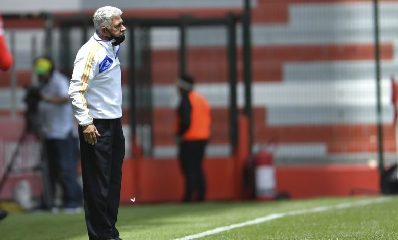 Tuca Ferretti mandó un mensaje al Palmeiras