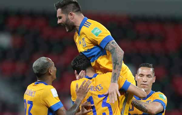 Gignac, tercer jugador más veterano en meter gol en Mundial de Clubes